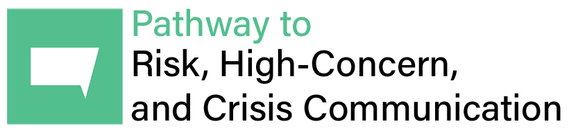 Pathway to Risk Communications